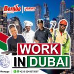 Work in Dubai Borgga