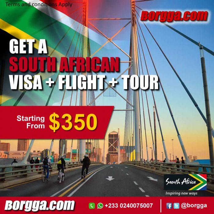 Visit South Africa Borgga